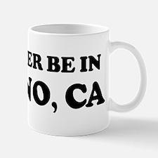 Rather be in Fresno Mug