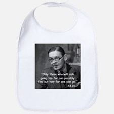 Eliot Risk Quote Bib