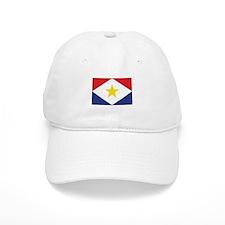 Saba Flag Baseball Cap