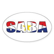 Saba Decal