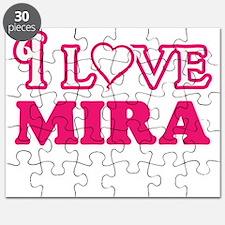 I Love Mira Puzzle