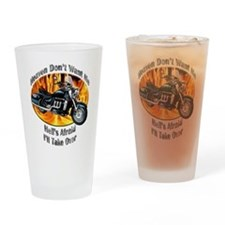 Triumph Rocket III Touring Drinking Glass