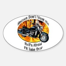 Triumph Rocket III Touring Decal
