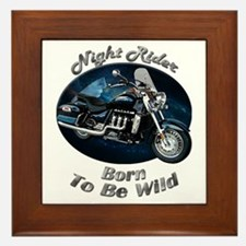 Triumph Rocket III Touring Framed Tile