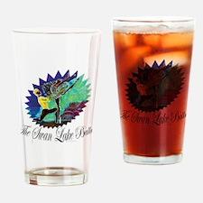 Swan Lake Drinking Glass