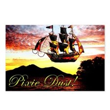 PIXIE DUST! Postcards (Package of 8)