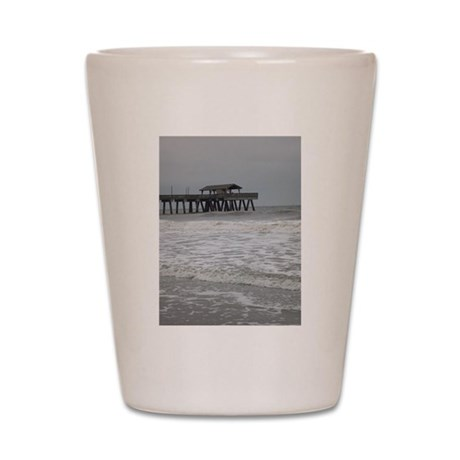 Tybee Island Georgia 15 Shot Glass