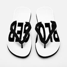 Blogger Flip Flops