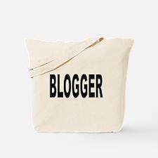 Blogger Tote Bag