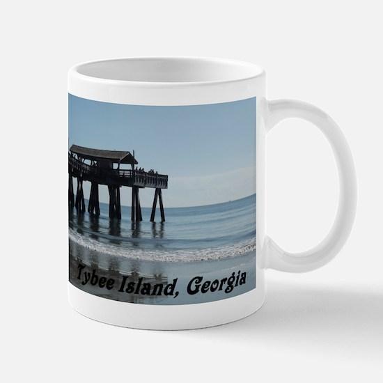 Tybee Island Georgia 17 Mug