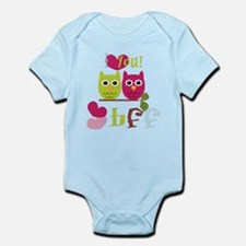 BFF Love Infant Bodysuit