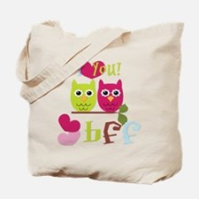 BFF Love Tote Bag