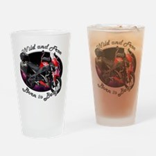 Buell Ulysses Drinking Glass