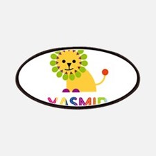 Yasmin the Lion Patches