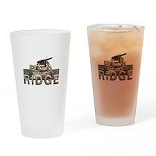 Jim Webb for President Drinking Glass