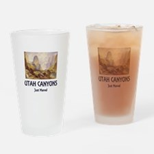 Canyonlands Drinking Glass