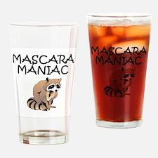 Makeup Maniac Drinking Glass