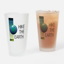 TOP Hike the Earth Drinking Glass