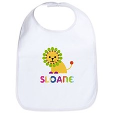 Sloane the Lion Bib