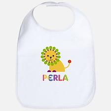 Perla the Lion Bib