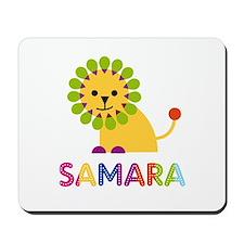 Samara the Lion Mousepad