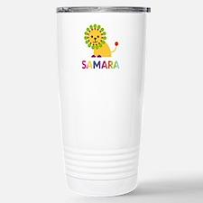 Samara the Lion Travel Mug