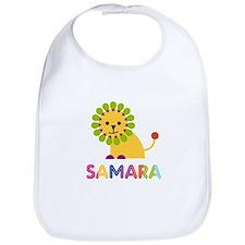Samara the Lion Bib