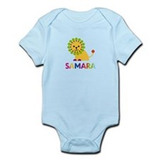 Samara the Lion Infant Bodysuit
