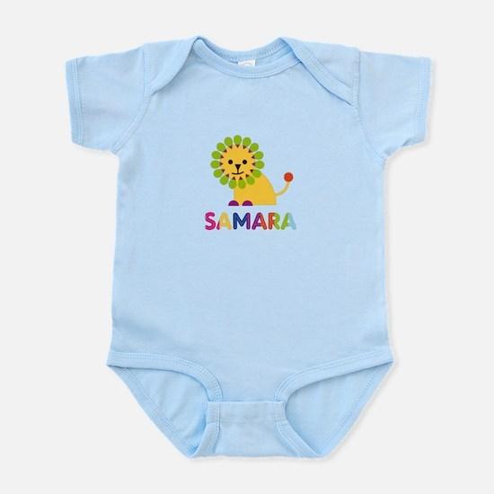 Samara the Lion Infant Bodysuit