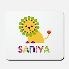 Saniya the Lion Mousepad