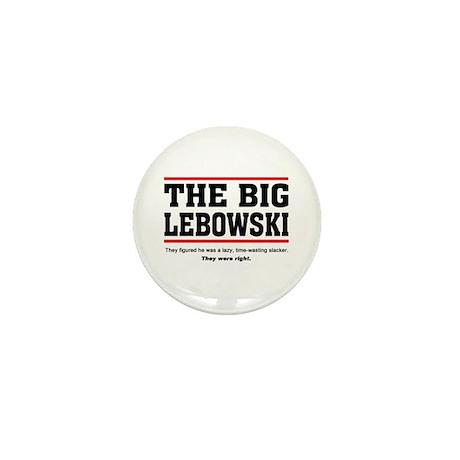 'The Big Lebowski' Mini Button (10 pack)