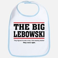 'The Big Lebowski' Bib