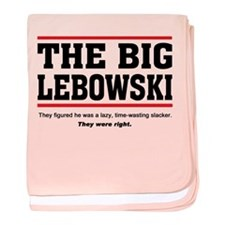 'The Big Lebowski' baby blanket