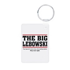 'The Big Lebowski' Keychains