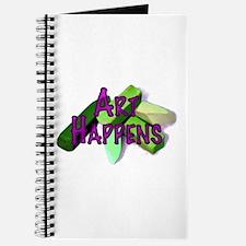 Art Happens (Pastels) Journal