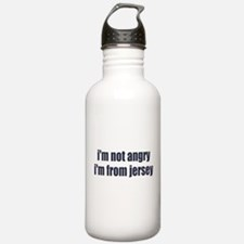 I'm from Jersey Sports Water Bottle