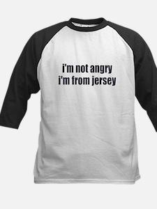 I'm from Jersey Kids Baseball Jersey