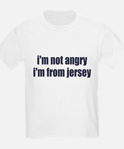 I'm from Jersey T-Shirt
