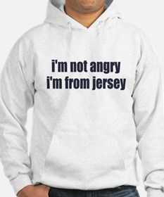 I'm from Jersey Hoodie