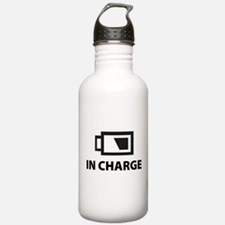 IN CHARGE Water Bottle