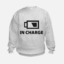 IN CHARGE Sweatshirt