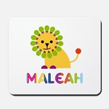 Maleah the Lion Mousepad
