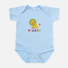Maleah the Lion Infant Bodysuit