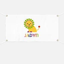 Jadyn the Lion Banner