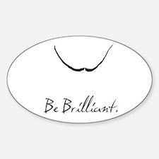 Dali Mustache, Decal