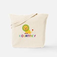 Kourtney the Lion Tote Bag