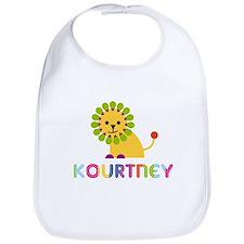 Kourtney the Lion Bib