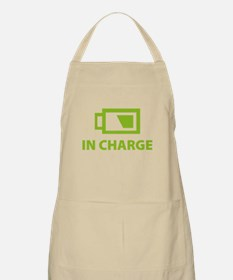 IN CHARGE Apron