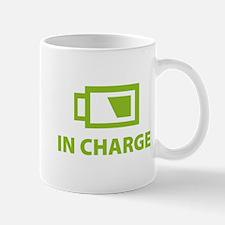 IN CHARGE Mug