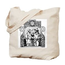 Vintage Jewish Revolutionary Tote Bag